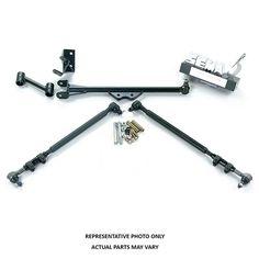 Superunner Steering System Conversion - 1980-1996 Ford F-150/Bronco   Superlift