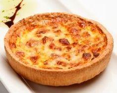 Quiche lorraine (facile, rapide) - Une recette CuisineAZ
