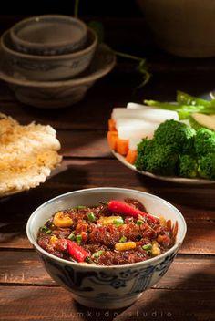Vietnamese Food – Asia Light – Light Food by Nice Mood Vietnamese Cuisine, Vietnamese Recipes, Asian Recipes, Viet Food, Food Concept, Asian Cooking, Food Blogs, Light Recipes, Food Menu