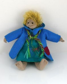 """Collectable Pinkneydell Doll - """"Lucy"""" £9.50"""