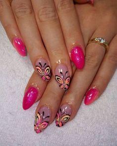 Pink Nail Design  2017 new