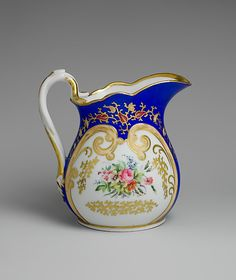 French Manufacturer   Decorator: Haughwout & Daily (1852–1854)                                                       Date:                                      ca. 1853–60                                                       Geography:                                      Mid-Atlantic, New York, United States                                                       Culture:                                      American                                                       Medium:            %2