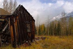 Ghost Town - Near Ouray Colorado