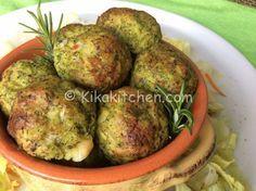 Le polpette di broccoli e patate sono uno goloso secondo piatto vegetariano oppure uno sfizioso antipasto finger food. Ottime anche al forno