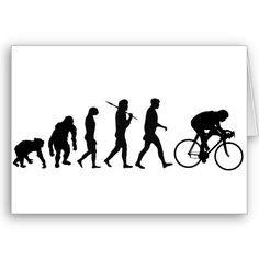 evolution at its best! #fixedgear #art
