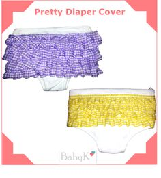 Pretty Diaper Covers available from BabyK! Cute Little Baby, Little Babies, Diaper Covers, Lace Shorts, Pretty, Girls, Color, Design, Toddler Girls