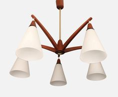 Paddle8: Mid-Century Modern Chandelier - Unknown