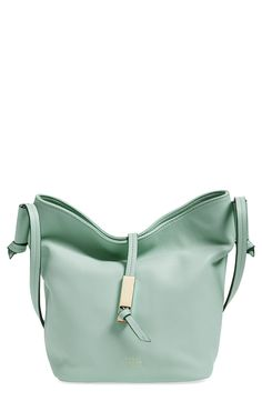 From work-to-weekend, this Vince Camuto bucket bag is so on-trend for spring. Mom will appreciate the convenience and aesthetic!