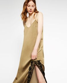 Image 2 of CAMISOLE DRESS from Zara