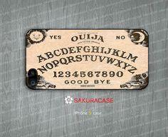 Vintage Ouija Board iPhone 5 case Spirits Board iPhone 5 Hard Case,cover skin case for iphone 5 case Retro by sakuracase, $6.99