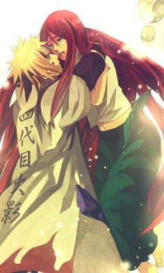 Minato and kushina ....the best coupld everrrrr x3