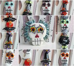 Lampwork Beads by Sabrina Koebel