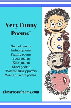 Very Funny Poems
