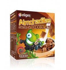 Cereales rellenos de chocolate 375 grs.