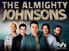 The Almighty Johnsons (2011)