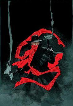 The Shadow by Ryan Sook. Dig it.