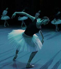 "Репетиция ""Лебединое озеро"" 15 марта 2012 год, Захарова,"