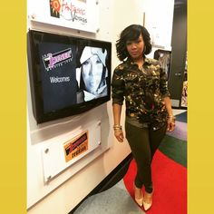 Erica Campbell!