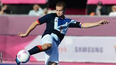 Rio Paralympics: GB name 7-a-side football squad