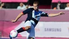 Rio Paralympics: GB name 7-a-side football squad