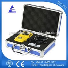 Economic Portable Oxygen Gas Detector O2 Sensor Alarm With Carrying Case