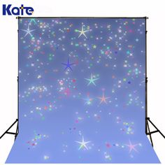 $27.70 (Buy here: https://alitems.com/g/1e8d114494ebda23ff8b16525dc3e8/?i=5&ulp=https%3A%2F%2Fwww.aliexpress.com%2Fitem%2Fvinyl-studio-backdrop-baby-Warm-expanse-hanging-flower-background-5x7ft-150x220cm%2F32474463514.html ) Kate Digital Printing Photography Backdrops Lavender Five-pointed star Background for Children Backdrops For Photography for just $27.70