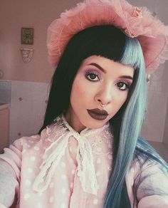 Melanie Martinez on Instagram ! @littlebodybigheart !!!
