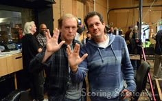 Director Brad Bird and composer Michael Giacchino honor Leonard Nimoy Brad Bird, Soundtrack Music, Film Score, Leonard Nimoy, Bands, Disney, People, Fictional Characters, Band