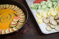 Get Creative With Pixar-Style Ratatouille   Recipe   ChefSteps
