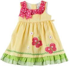 Rare Editions Baby Girls Seersucker Dress Outfit Leggings , Yellow , 18M Rare Editions http://www.amazon.com/dp/B00I8TXZR0/ref=cm_sw_r_pi_dp_tiETub1TVV1KC