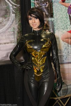 SALT LAKE COMIC CON 2014 - WASP #Cosplay By RIDDLE