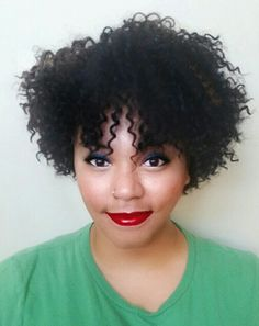 Crochet Braid Pixie Cut with a blend of leftover Bohemian, Water Wave, Brazilian…