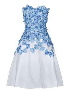"Lena Hoschek, Spring/Summer 2014 ""Something Blue"" dress."