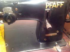 Pfaff Nähmaschine Klasse 138 ; Zickzack-Schnellnähmaschine in in Klettgau | eBay