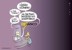 ¿Qué banco? - Erlich. #Humor #Economía