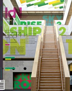 MagSpreads - Editorial Design and Magazine Layout Inspiration: IdN v20n1: Environmental Graphics Issue