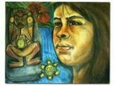 Puerto Rico taino art