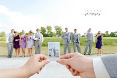 wedding party | erica clark photography