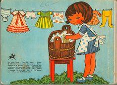 Laundry~ Laundry cartoon
