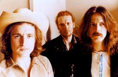 Cream (Jack Bruce, Ginger Baker & Eric Clapton) 1969
