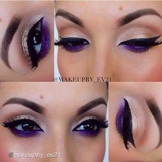 We love this by @makeupby_ev21 using Motives Gel Eyeliner in Little Black Dress!