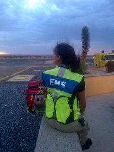 Servicio de Emergencia del Aeropuerto Internacional de Zacatecas Chaleco G2 Vest Statpacks y OMNI Pro Fire de Meret. EMS México     Equipando a los Profesionales