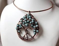 Billedresultat for wire jewelry