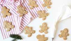 Gingerbread Cookies Two Ways: We've Been Craving Them Since Shrek.