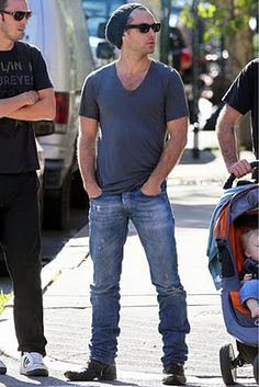 jeans, shoes
