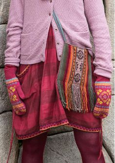 "Mittens ""Cuzco"" wool / alpaca / polyamide 67904_67904-33.jpg"