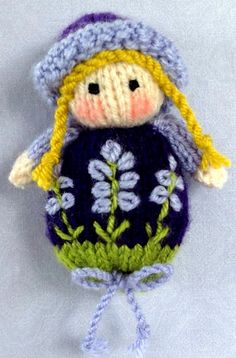 I'm just popping in to let you know about a FREE knitting… Greeting friends. I'm just popping in to let you know about a FREE knitting pattern I have created exclusively for LoveKnitting. Christmas Knitting Patterns, Easy Knitting Patterns, Loom Knitting, Doll Patterns, Free Knitting, Knitting Projects, Baby Knitting, Crochet Patterns, Knitted Dolls