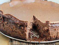 Recipe: Guinness Chocolate Cheesecake - what happens if you substitute another liquid for the Guinness (I am not a fan)?