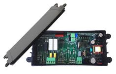 Electronic control board for management fridge functionality and blast chiller
