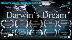 An inside look at the Galapagos Islands conservation message videographer Dustin Adamson put behind his recent film Darwin's Dream.